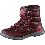 The North Face Thermoball Lace II Winterschuhe Damen rot