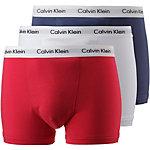 Calvin Klein Boxer Herren weiß/rot/blau