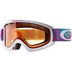 Oakley O2 XS Snowboardbrille geo chaos neon pink/persimmon