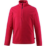 Medico Basic Fleeceshirt Kinder rot