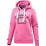 Superdry Sweatshirt Damen rosa