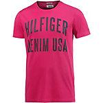 Tommy Hilfiger T-Shirt Herren pink
