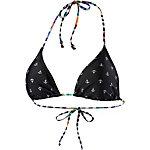 Maui Wowie Bikini Oberteil Damen schwarz/bunt
