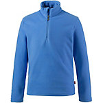 Medico Basic Fleeceshirt Kinder blau