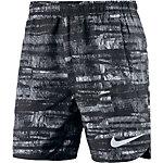 Nike Flex Vent Funktionsshorts Herren schwarz/grau
