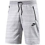 Nike AV15 Shorts Herren hellgrau