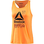 Reebok One Series Activchill Funktionstank Damen neonorange