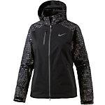 Nike Shield Flash Laufjacke Damen schwarz