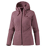 The North Face Mezzaluna Fleecejacke Damen rosa