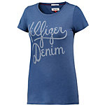 Tommy Hilfiger T-Shirt Damen royal blau