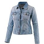 Herrlicher Jeansjacke Damen blue denim