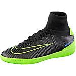 Nike MERCURIALX PROXIMO II IC Fußballschuhe Herren schwarz/grün