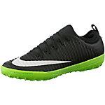 Nike MERCURIALX FINALE II TF Fußballschuhe Herren schwarz/grün