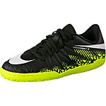 Nike JR HYPERVENOMX PHELON II IC Fußballschuhe Kinder schwarz/gelb