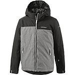 ICEPEAK Skijacke Jungen schwarz/grau