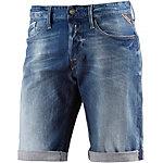 REPLAY Waitom Short Jeansshorts Herren used denim