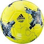 adidas Confed Cup Glider Fußball gelb
