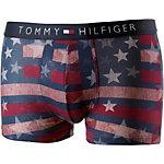 Tommy Hilfiger Boxer Herren rot/blau