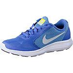 Nike Revolution Laufschuhe Mädchen blau