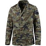 REPLAY Jacke Herren camouflage