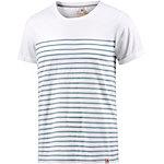 TIMEZONE T-Shirt Herren weiß gestreift