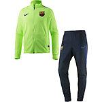 Nike FC Barcelona Trainingsanzug Herren grün/schwarz