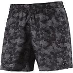 iriedaily Cloudy Shorts Damen schwarz/grau