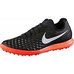Nike MAGISTAX FINALE II TF Fußballschuhe Herren schwarz/orange