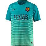 Nike FC Barcelona 16/17 CL Fußballtrikot Herren grün