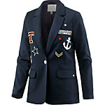 TOM TAILOR Blazer Damen navy