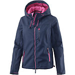 Superdry Softshelljacke Damen navy/pink