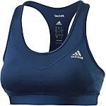 adidas Techfit Sport-BH Damen navy