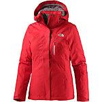 The North Face Ravina Skijacke Damen high risk red