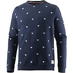 TOM TAILOR Sweatshirt Herren navy