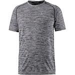 Nike Dri-Fit Knit Laufshirt Herren grau