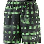 Nike Funktionsshorts Jungen grau/schwarz