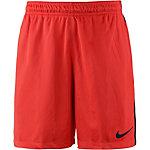 Nike Squad Funktionsshorts Kinder orange/schwarz