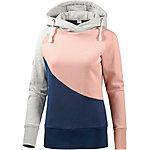 Mazine Hoodie Damen rosa/navy