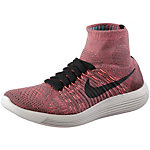 Nike Lunarepic High Laufschuhe Damen koralle/braun