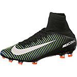 Nike MERCURIAL VELOCE III DF FG Fußballschuhe Herren schwarz/grün