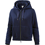 Bench Sweatjacke Damen dunkelblau