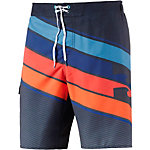 Billabong Slice Layback Badeshorts Herren navy/orange
