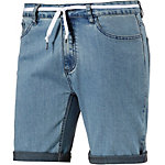 iriedaily Slim Shot2 Shorts Herren blue denim