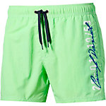 CAMP DAVID Badeshorts Herren kiwi
