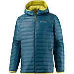 Columbia Flash Forward Daunenjacke Herren türkis/ gelb