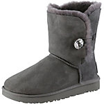 Ugg Australia Bailey Button Bling Stiefel Damen grau
