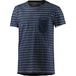 TOM TAILOR T-Shirt Herren indigo