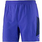 Nike Pursuit Laufshorts Herren blau