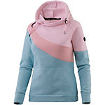 WLD Summer Cheriemoya Hoodie Damen türkis/rosa/pink