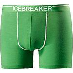 Icebreaker Anatomica Boxer Herren dunkelgrün